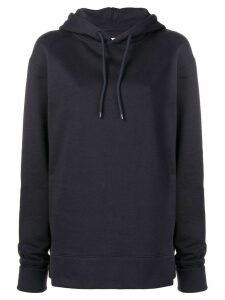 A Plan Application pullover hoodie - Blue