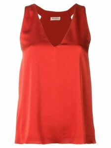 Blanca Vita sleeveless blouse - ORANGE
