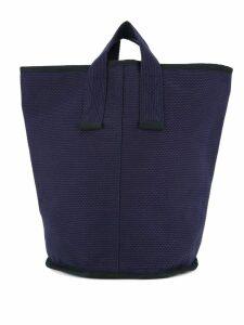 Cabas medium Laundry tote - Blue