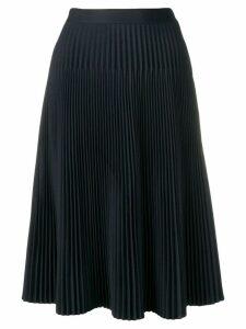 Maison Margiela pleated skirt - Blue