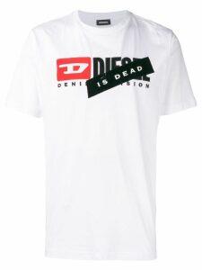 Diesel 'I'm Dead' T-shirt - White