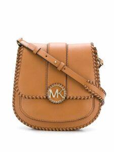 Michael Michael Kors Lillie medium messenger bag - Brown