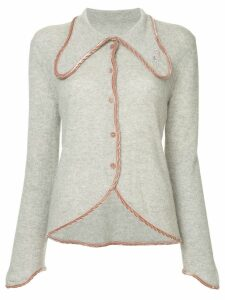 Onefifteen perfectly fitted cardigan - Grey