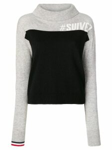 Rossignol W Poliane sweater - Black