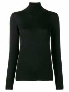 Stefano Mortari perfectly fitted sweater - Black