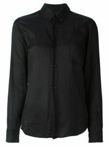 Comme Des Garçons Pre-Owned classic shirt - Black
