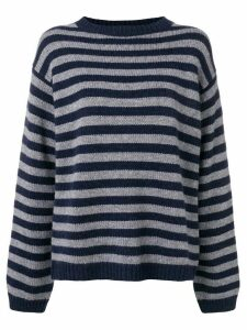 Sofie D'hoore striped cashmere sweater - Blue