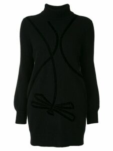 Onefifteen knitted sweater - Black