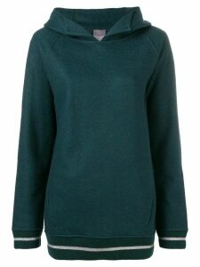 Lorena Antoniazzi hooded jumper - Green