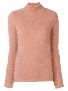 Ulla Johnson turtleneck sweater - PINK