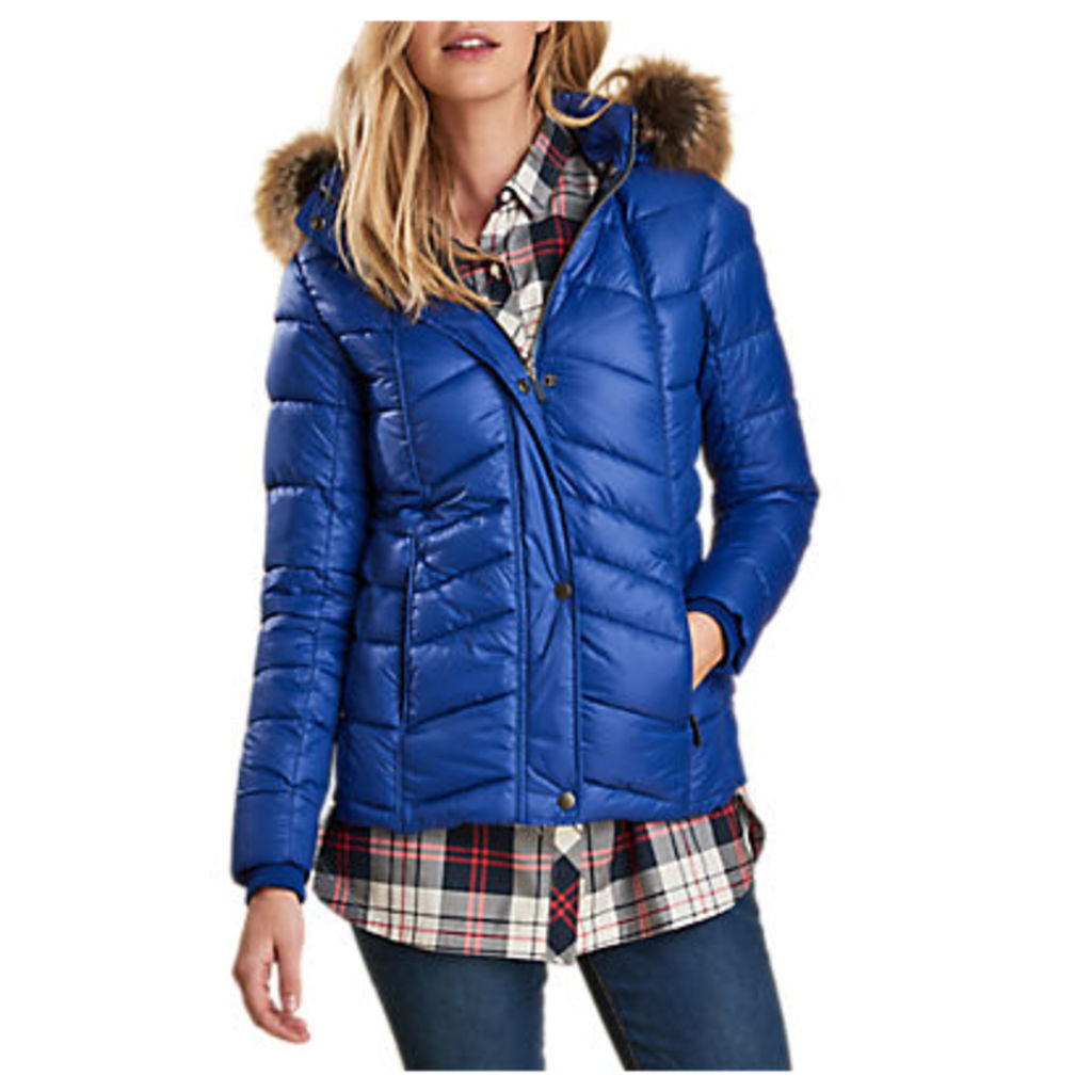 Barbour Bernera Quilted Hooded Jacket