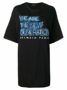 Balmain New Generation T-shirt - Black