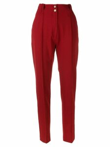 Plein Sud high waisted tailored trousers