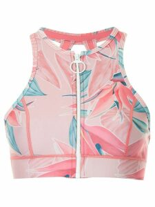 Duskii Martini zip top - PINK