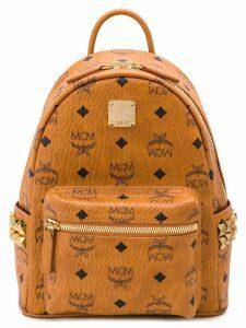 MCM Stark Classic backpack - Brown