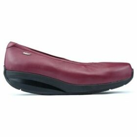 Mbt  HARPER W HANDBAGS  women's Shoes (Pumps / Ballerinas) in Red