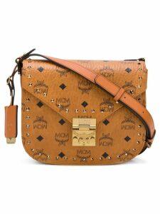 MCM Patricia shoulder bag - Brown