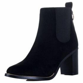 Spylovebuy  HANIHAN  women's Low Ankle Boots in Black