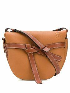 Loewe Gate shoulder bag - Brown
