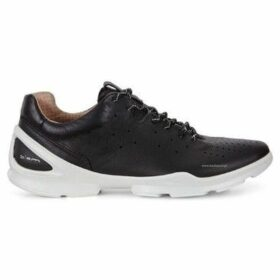 Ecco  Biom Street  women's Shoes (Trainers) in Black