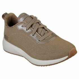 Skechers  BOBS SQUAD TEAM BOBS  women's Shoes (Trainers) in Brown