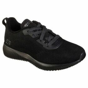 Skechers  BOBS SQUAD TEAM BOBS  women's Shoes (Trainers) in Black