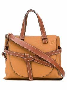Loewe Gate tote bag - Brown