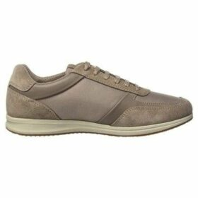 Geox  Avery  women's Shoes (Trainers) in Beige