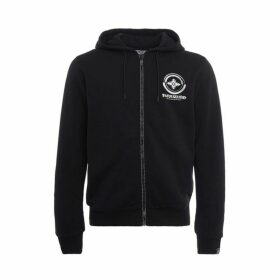 Evisu Souvenir Piping Zip-up Hoodie