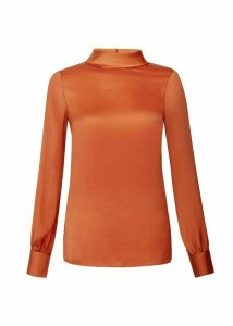 Jacqueline Blouse Copper