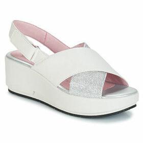 Stonefly  KETTY 5 NET GLIT/NAP  women's Sandals in White