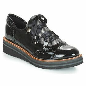 Philippe Morvan  DORYA V1 VERNIS  women's Casual Shoes in Black