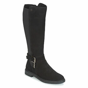 Casual Attitude  JERTIS  women's High Boots in Black