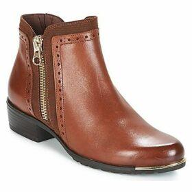 Caprice  BRITAA  women's Mid Boots in Brown