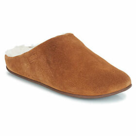 FitFlop  CHRISSIE SHEARLING  women's Slippers in Brown