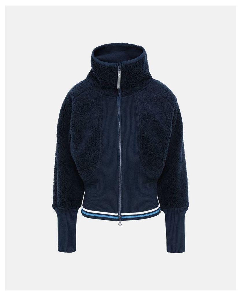 Stella McCartney Blue Blue Training Jackets, Women's, Size L