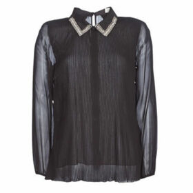 Molly Bracken  AMINEN  women's Blouse in Black