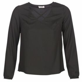 Moony Mood  JOULINE  women's Blouse in Black