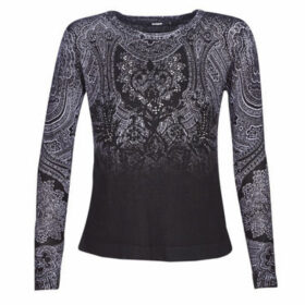 Desigual  EDIMBURGO  women's Sweater in Grey