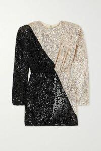 Miu Miu - Tasseled Mohair-blend Turtleneck Sweater - Pink