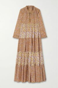 Sara Battaglia - Checked Wool Shorts - Yellow