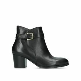 Womens Calm Nine West Ankle Boots 60 Mm Heel Black, 6.5 UK