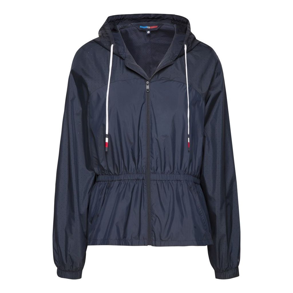 Mid-Length Hooded Windcheater