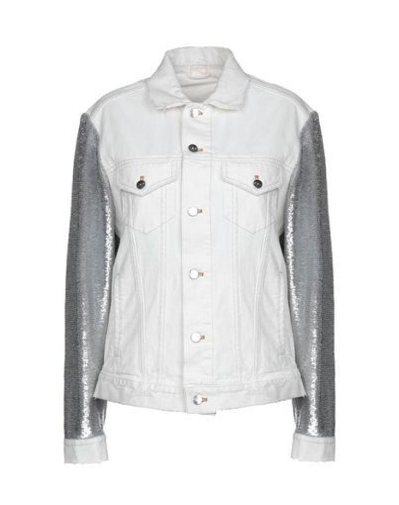 IRO DENIM Denim outerwear Women on YOOX.COM