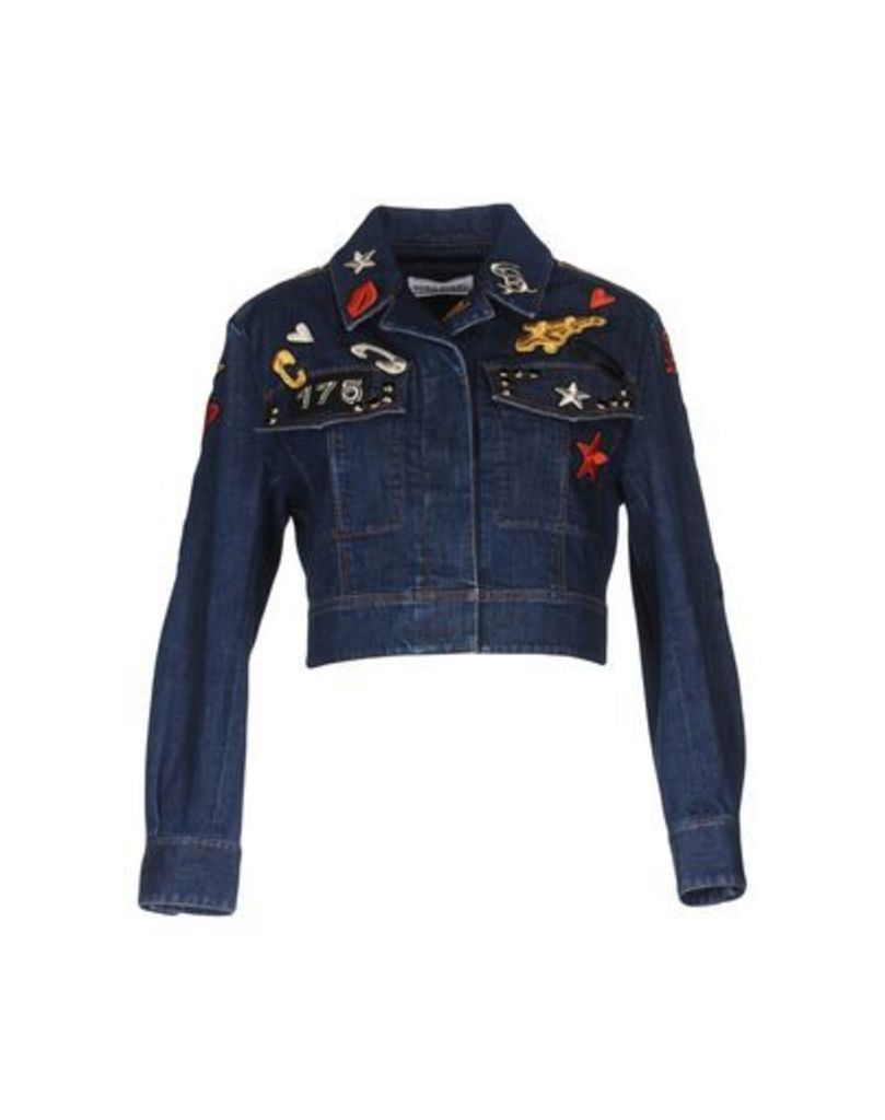 SONIA RYKIEL DENIM Denim outerwear Women on YOOX.COM