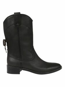 See by Chloé Western Ankle Boots
