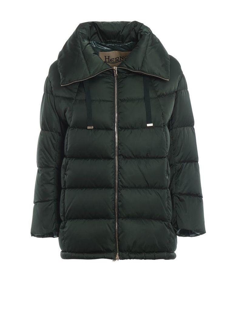 Herno Zip-up Padded Jacket