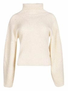 Tela9 Cropped Knitted Sweater
