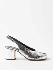 Germanier - Bead Embellished Twill Mini Skirt - Womens - Multi