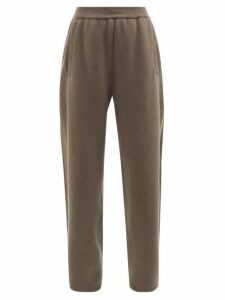 Erdem - Jacobina Tulip Dream Print Velvet Gown - Womens - Blue Multi
